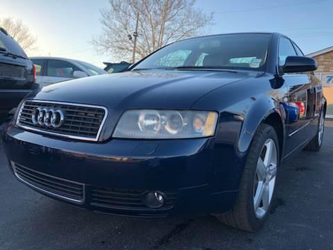 2005 Audi A4 for sale at Auto Target in O'Fallon MO