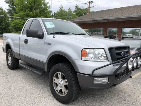 2004 Ford F-150 for sale at Auto Target in O'Fallon MO