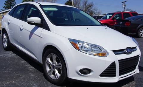 2014 Ford Focus for sale at Auto Target in O'Fallon MO