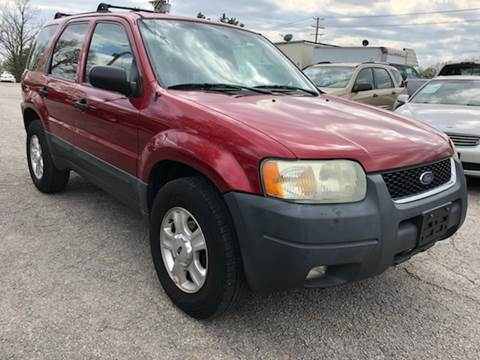 2004 Ford Escape for sale at Auto Target in O'Fallon MO