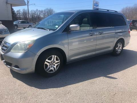 2007 Honda Odyssey for sale in O'Fallon, MO
