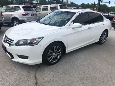 2014 Honda Accord for sale in O'Fallon, MO