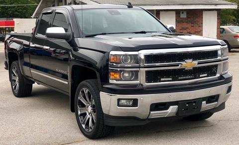 2015 Chevrolet Silverado 1500 for sale at Auto Target in O'Fallon MO