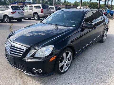 2010 Mercedes-Benz E-Class for sale at Auto Target in O'Fallon MO