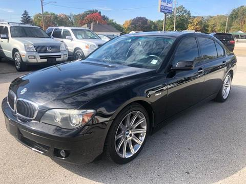 2008 BMW 7 Series for sale at Auto Target in O'Fallon MO