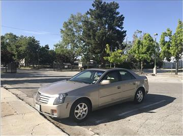 2005 Cadillac CTS for sale at QCO AUTO in San Jose CA