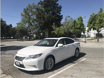 2014 Lexus ES 350 for sale at QCO AUTO in San Jose CA
