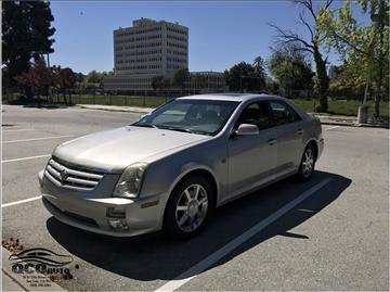 2007 Cadillac STS for sale at QCO AUTO in San Jose CA