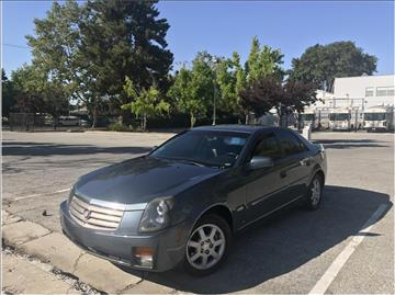 2006 Cadillac CTS for sale at QCO AUTO in San Jose CA