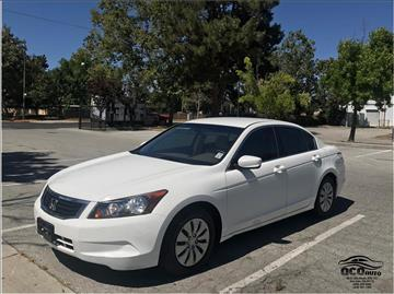 2008 Honda Accord for sale at QCO AUTO in San Jose CA