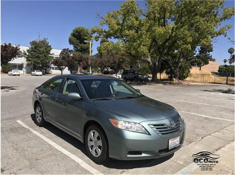 2009 Toyota Camry for sale at QCO AUTO in San Jose CA