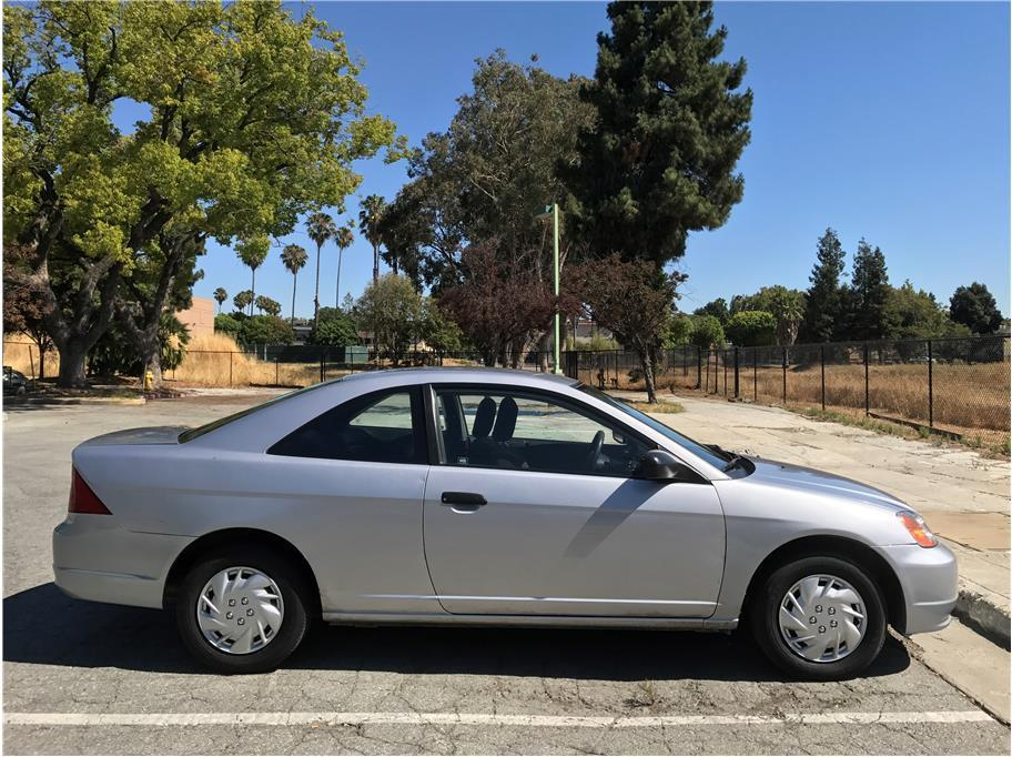 2003 Honda Civic for sale at QCO AUTO in San Jose CA
