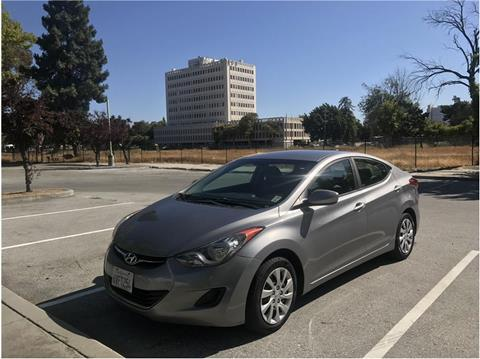 2012 Hyundai Elantra for sale at QCO AUTO in San Jose CA