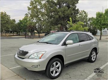 2008 Lexus RX 350 for sale at QCO AUTO in San Jose CA