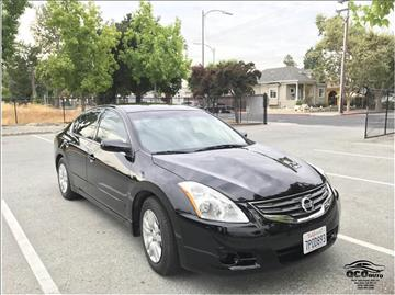 2011 Nissan Altima for sale at QCO AUTO in San Jose CA