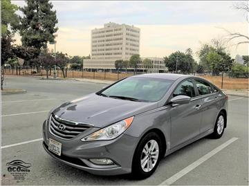 2013 Hyundai Sonata for sale at QCO AUTO in San Jose CA
