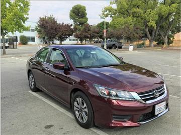 2014 Honda Accord for sale at QCO AUTO in San Jose CA