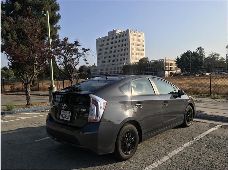 2012 Toyota Prius for sale at QCO AUTO in San Jose CA