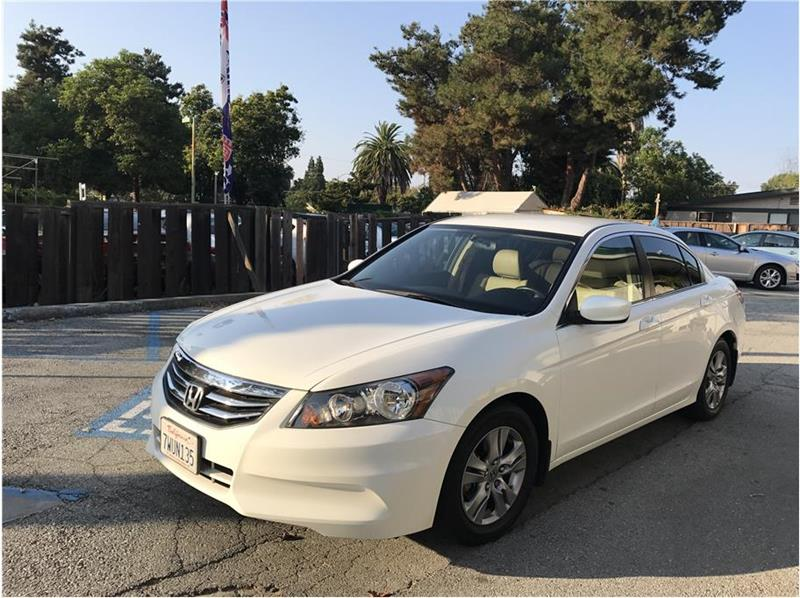 2012 Honda Accord for sale at QCO AUTO in San Jose CA