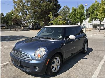 2010 MINI Cooper for sale at QCO AUTO in San Jose CA
