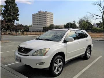 2004 Lexus RX 330 for sale at QCO AUTO in San Jose CA