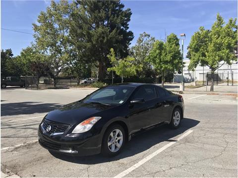 2008 Nissan Altima for sale at QCO AUTO in San Jose CA
