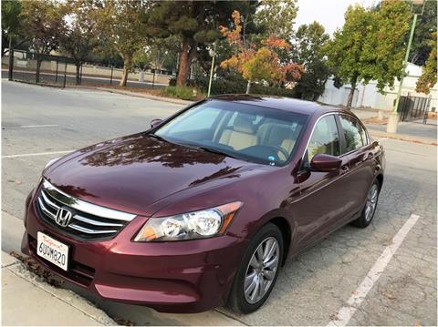 2012 Honda Accord for sale at QCO AUTO in San Jose CA