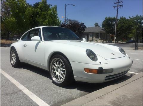 1996 Porsche 911 for sale in San Jose, CA