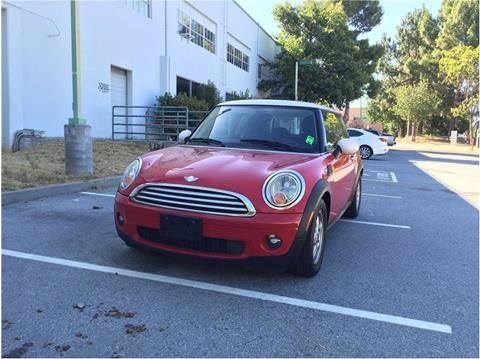 2007 MINI Cooper for sale at QCO AUTO in San Jose CA