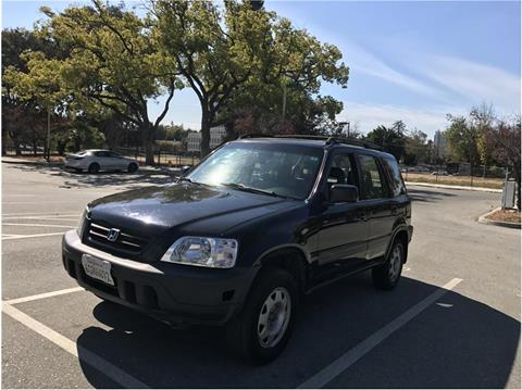 1999 Honda CR-V for sale at QCO AUTO in San Jose CA