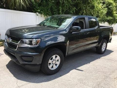 2017 Chevrolet Colorado for sale in Chiefland, FL