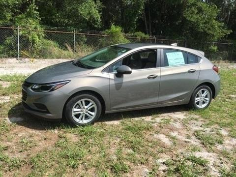 2017 Chevrolet Cruze for sale in Chiefland, FL