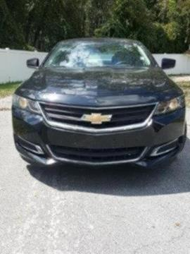 2016 Chevrolet Impala for sale in Chiefland, FL