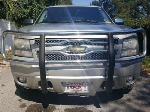 used 2011 chevrolet avalanche for sale in florida. Black Bedroom Furniture Sets. Home Design Ideas