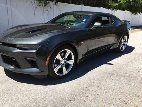 2017 Chevrolet Camaro for sale in Chiefland, FL