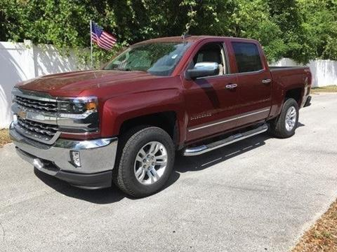 2017 Chevrolet Silverado 1500 for sale in Chiefland, FL