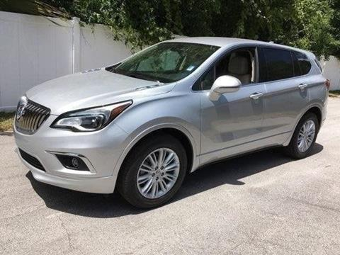 2017 Buick Envision for sale in Chiefland, FL