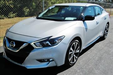 2016 Nissan Maxima for sale in Whiteville, NC
