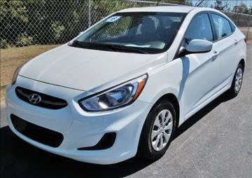 2016 Hyundai Accent for sale in Whiteville, NC