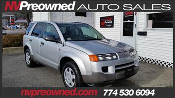2004 Saturn Vue for sale in Worcester, MA