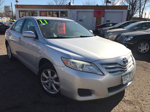 2007 Toyota Camry for sale in Minneapolis, MN