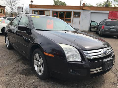 2007 Ford Fusion for sale in Minneapolis, MN