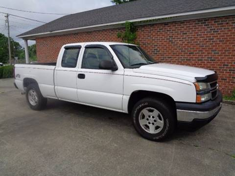 2006 Chevrolet Silverado 1500 for sale in Conway, SC
