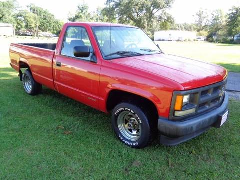 1993 Chevrolet C/K 1500 Series for sale in Conway, SC