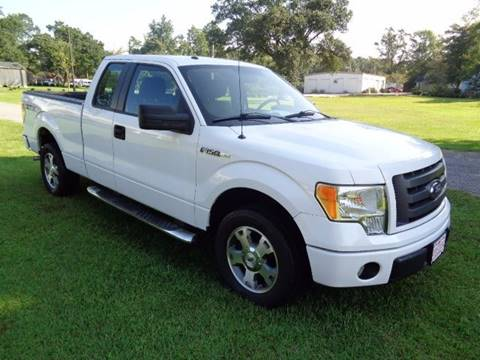 2009 Ford F-150 for sale in Conway, SC