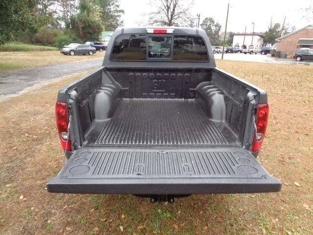 2012 gmc canyon 4x4 sle 2 4dr crew cab in conway sc greg faulk contact publicscrutiny Images