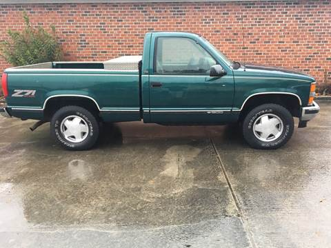 1998 chevrolet c k 1500 series for sale carsforsale Lifted Chevy K10 Short Bed Truck 1998 chevrolet c k 1500 series for sale in conway sc