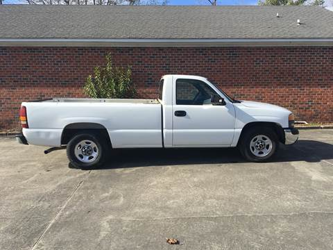 2002 GMC Sierra 1500 for sale in Conway, SC