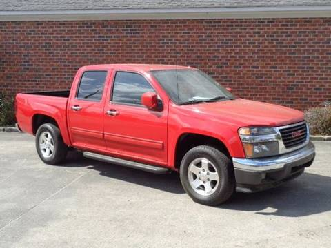 2012 GMC Canyon for sale in Conway, SC