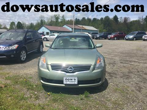 2007 Nissan Altima for sale in Palmyra, ME